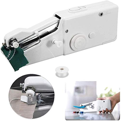 Learn More About Dirty hamper Repair Machine Portable Electric Mini Hand Held Sewing Machine Stitch ...