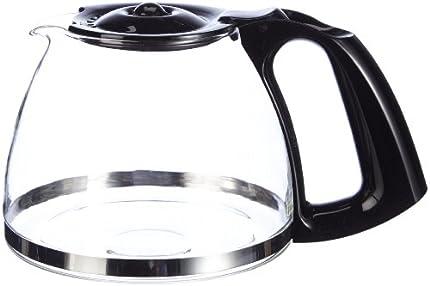 """Moulinex FH900110 Jarra para Cafetera de Goteo, 1.25 Litros, Vidrio, Transparente"""""""