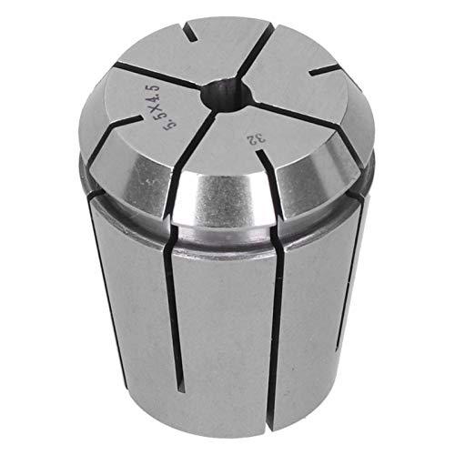 Mandril de roscar, pinza ERG32 de acero de alta velocidad Fresado de alta precisión para máquinas de grabado con sujeción de piezas de trabajo para fresadoras CNC