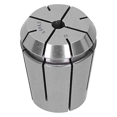 Engraving Milling Chuck, Tap Collet High Speed Steel for Workpiece Clamping Engraving Machines for CNC Milling Machine Tools