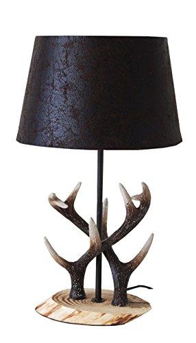 Tischlampe Hirsch Stil Country
