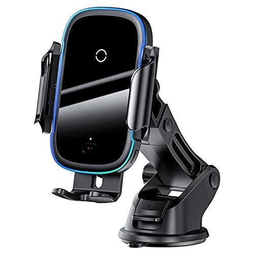 Soporte para Teléfono para Automóvil Cargador De Teléfono para Automóvil Cargador Inalámbrico CARGER Dual Modo Dual Montaje DE Coche Inteligente para