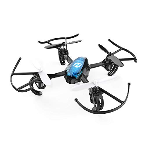 Holy Stone HS170 Mini Drone for Kids & Adults, RC Nano Quadcopter with Altitude Hold, Headless Mode, 3D Flips, One Key Take-Off and Speed Adjustment, Easy to fly Great Toy for Boys and Girls