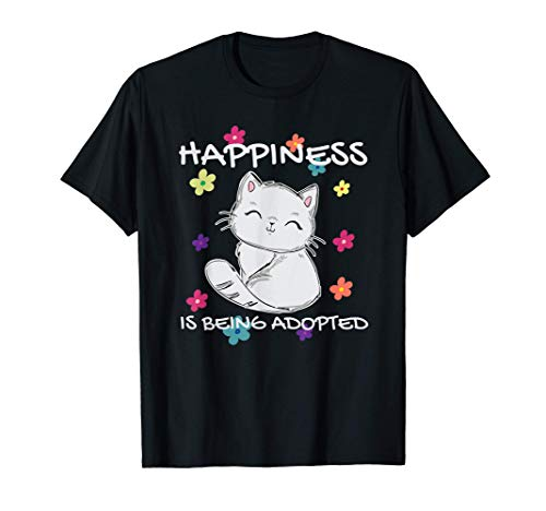 Adopt Pets Inspired Pet Rescue Related Rescue Dog Design T-Shirt