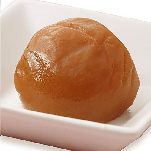 梅色生活 紀州南高梅A級 梅の想い(はちみつりんご梅)塩分6% 900g