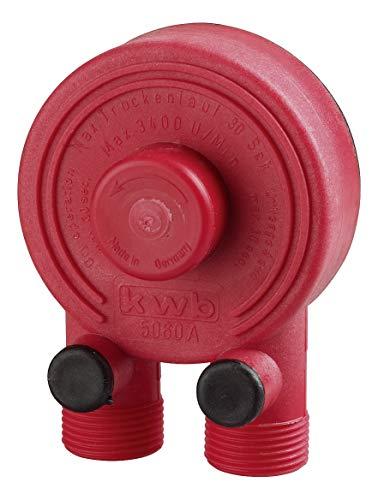 """kwb Bomba combinada P60 para taladradora, 3000 l/h, autoaspirante, conector de rosca R 3/4"""", para adaptadores de manguera de 1/2 y 3/4 pulgadas, fabricada en Alemania"""