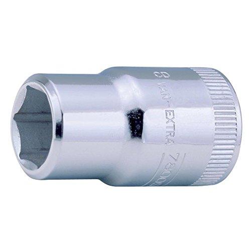 """Bahco 7800SM-18 BH7800SM-18 Steckschlüssel-Einsatz 1/2\"""" 18mm 6-kant"""