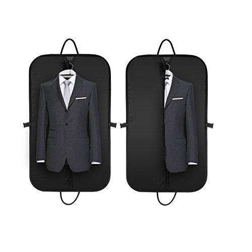 ガーメントケーススーツ用収納ケース大容量ガーメントバッグ出張旅行ビジネス冠婚葬祭防水防塵軽量型崩れ防止手提げ男女兼用