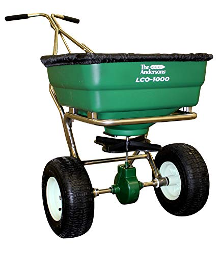 Lowest Prices! The Andersons LCO-1000 Rotary Fertilizer/Ice Melt Spreader
