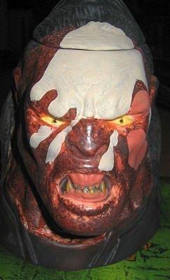 Señor de los anillos–taza, diseño de Character Lurtz cerámica by Spook Shop