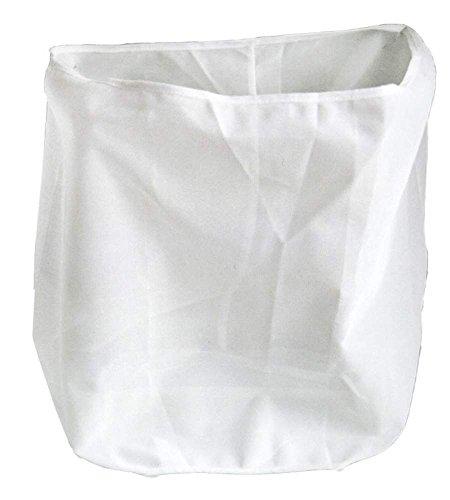 Filtrierbeutel Nylon - 25x25x35 cm - fein Filterbeutel Filtersack für Trennung von Most Pressbeutel Kochsack
