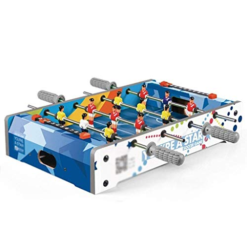 Read About NILINBA Table Soccer Double Game Toy Table Football Machine Children's Educational Toys Gifts for Children (Size : 51x31x11cm)