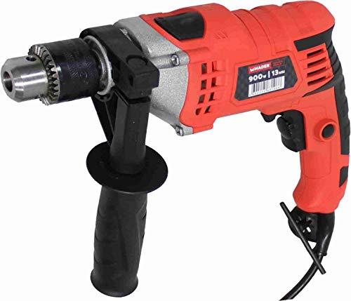 Mader Power Tools 63106 Taladro 900W 13 mm, Velocidad Variable, Reversible
