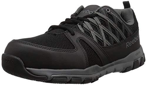 Reebok Work Men's Sublite RB4016 Safety Toe Athletic Work Shoe...