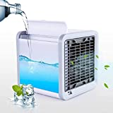 Mini Portable Air Cooler Fan Arctic Air Personal Space Cooler The Quick & Easy Way to Cool Any Space...