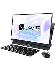 NEC 23.8型デスクトップパソコン LAVIE Desk All-in-one DA600/MAB3(Core i7/ メモリ 8GB/ SSD 512GB/ DVD)Microsoft Office Home & Business 2019搭載 PC-DA600MAB3