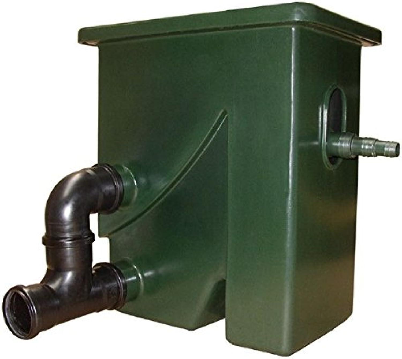 AquaForte Pumpengespeister Siebbogenfilter Compactsieve II, 300μ, grün grün grün B005LV1Q38 3f9d63