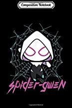 Composition Notebook: Spider-Gwen Cute Kawaii Epic Web Graphic Journal/Notebook Blank Lined Ruled 6x9 100 Pages