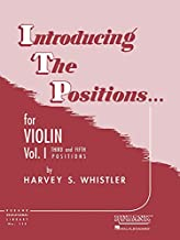 Introducing the Positions for Violin: Volume 1 – Third and Fifth Position PDF