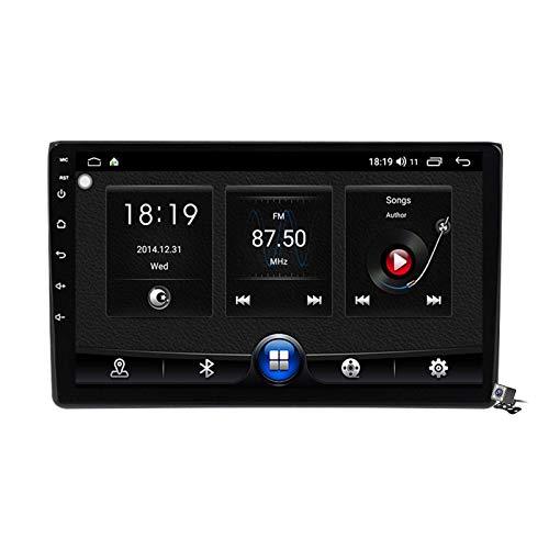 QBWZ Car Stereo Android 10.0 Radio para Audi A4 B6 B7 2000-2009, Navegación GPS Unidad Principal de 9 Pulgadas Reproductor Multimedia MP5 Receptor de Video con 4G / 5G WiFi DSP Carplay