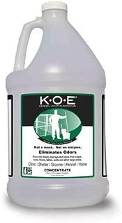 K-O-E Kennel Odor Mild Ginger Eliminator, 1-Gallon
