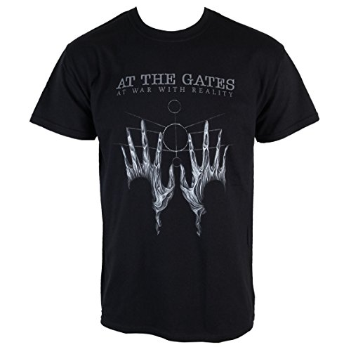 AT THE GATES    AT WAR WITH REALITY / ALBUM     Shirt   L