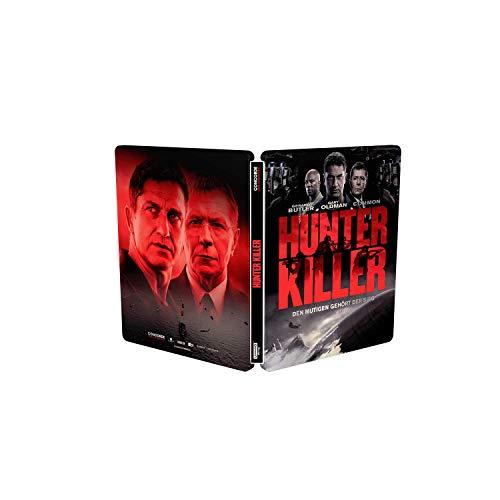 Hunter Killer (4K Ultra HD + Blu-ray 2D) Steelbook [Limited Edition]