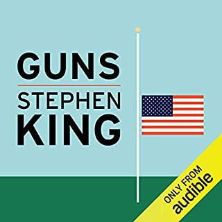 Guns audiobook cover art