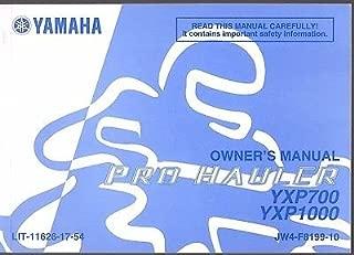 Best yamaha pro hauler 1000 Reviews