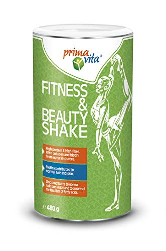 Primavita - Fitness- und Beauty-Shake 480 g, (16 Portionen)