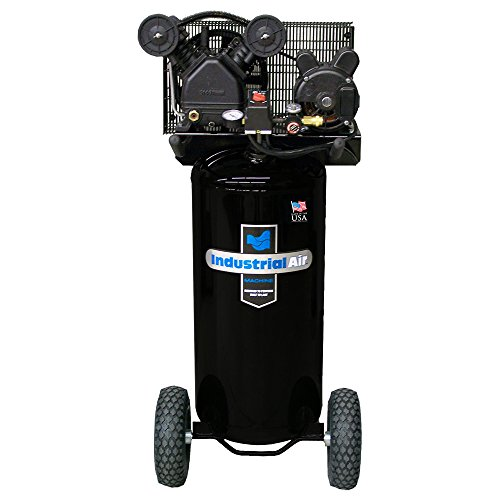 Industrial Air IL1682066.MN 20-Gallon Belt Driven Air...