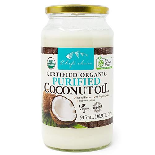 シェフズチョイス オーガニックココナッツオイル915ml Organic Coconut Oil