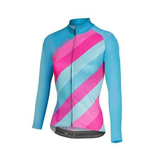 Sports Wear Bike Wear Ropa Mujer Ciclismo Maillot Mangas Largas Camiseta de Ciclistas de Invierno Fleece Warm Clothing