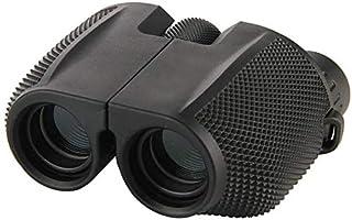 WHSS Télescope Portable Extérieur des Yeux Binoculaires Imperméable 10x25 BAK-4 Prisme Haute Puissance Jumelles Extérieure...
