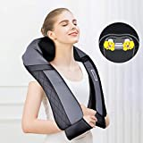 Best Neck Massagers - GIM Shiatsu Back and Neck Massager with Heat Review