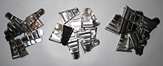 Beaver Tooth 36 Lot Steel Hammer Wedges for Hammers, Axes, Sledges 3 Sizes