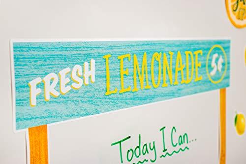 Teacher Created Resources Lemon Zest Lemonade Stand Bulletin Board (TCR8491) Photo #5