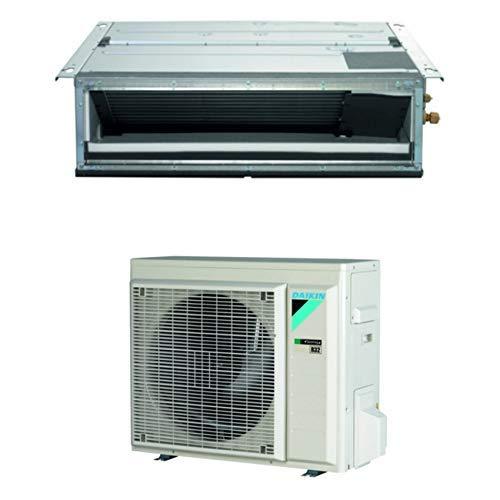 Daikin Sky Air Climatizzazione Kanalgerät FDXM25F9 + RXM25N9 2,4 Kw