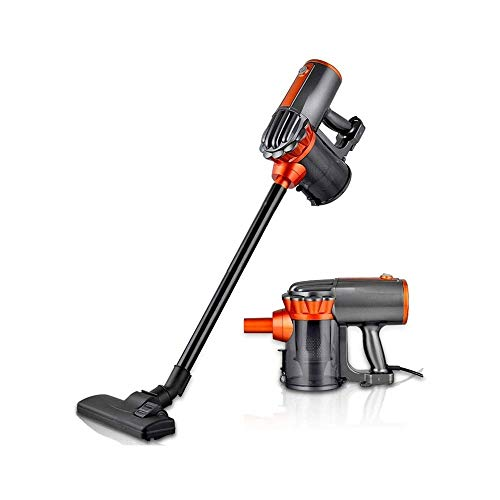 Fantastic Prices! LKNJLL Cordless Vacuum Cleaner Handy and Extendable, Lightweight Quiet Powerful Su...