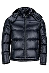 Men's down puffer jacket ideal for casual, everyday urban winter wear Lightweight, high ciré, down-proof fabric adds style and comfort Moisture-resistant Down Defender treatment on 700 fill power down improves warmth in wet conditions Zip-off hood le...
