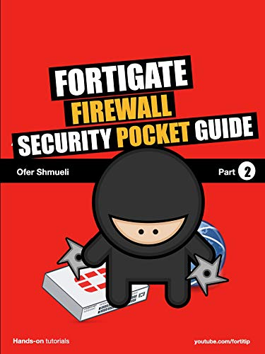 Fortigate Firewall Security Pocket Guide Front Cover