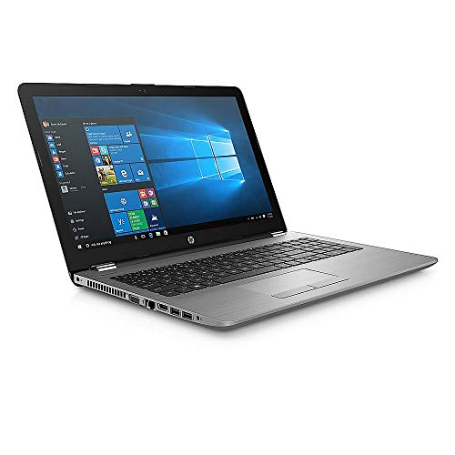 "HP 15 (15,6"" HD) Notebook Silber, AMD A4 2.6GHz, 16GB RAM, 500GB SSD, DVD-Brenner, Win 10 PRO, WLAN, Bluetooth, USB 3.1, HD Webcam + Tasche"