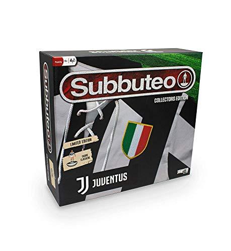 Subbuteo Playset Juventus FC (Collectors Retro Edition)