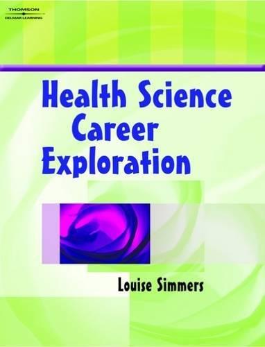 Download Health Science Career Exploration 1401858090
