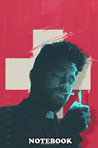 Notebook: Alternative Poster Preacher Series , Journal for Writing, College Ruled Size 6