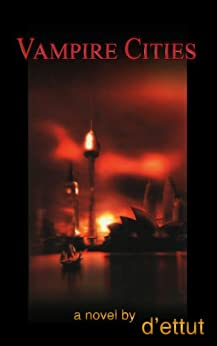 [d'ettut]のVampire Cities (English Edition)