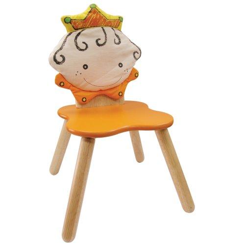 Chaise pour la petite princesse