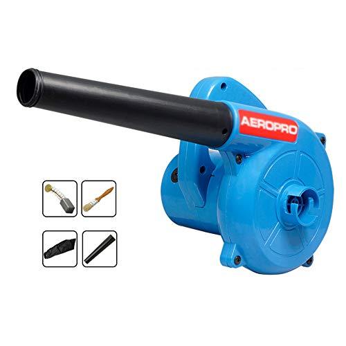 DENGS 900W 220V Soplador, soplador de hojas, Aspirador y Triturador de Hojas, Volumen de aire: 2.3/2.5 m³ / min/C / 900W