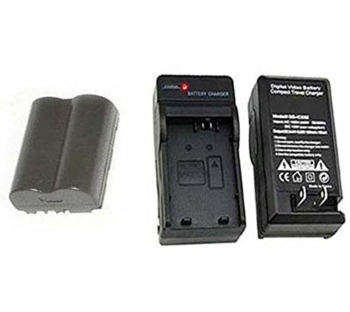 Battery + Charger for Canon Digital Rebel 6.3MP DS6041 Pro90 is Pro 1, G1, G2, G3, G5, G6, Digital Cameras
