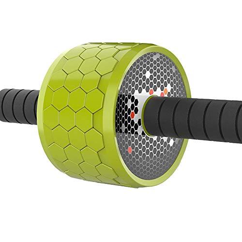 Jszzz AB Carver Pro Roller Rad Bauchtrainer Core Training Bauchbauchmuskel for einen Mann eine Frau Grün